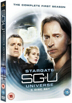 Stargate Universe: The Complete Season 1 DVD (2010) Robert Carlyle