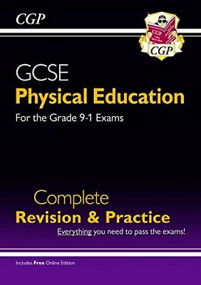 New GCSE Physical Education Complete Revision & Practice - for the Grade 9-1 Co