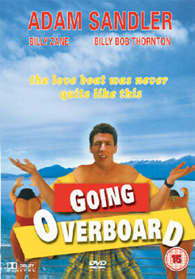 Going Overboard DVD (2006) Burt Young ***NEW***