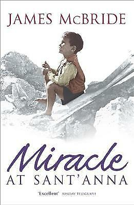 Miracle at St. Anna by James McBride (Paperback) Book