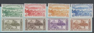 New Hebrides 82 - 89 Mint Never Hinged OG ** - No Faults Extra Fine!