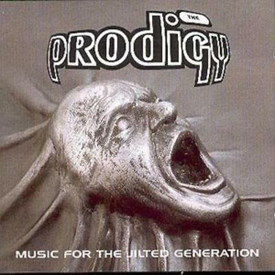The Prodigy : Music for the Jilted Generation CD (1994) ***NEW***