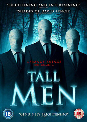 Tall Men DVD (2018) Dan Crisafulli