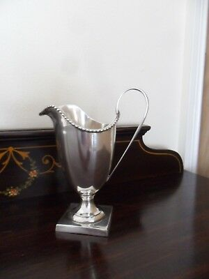 Antique Good Quality Silver Plate Small Jug - Very good condition.