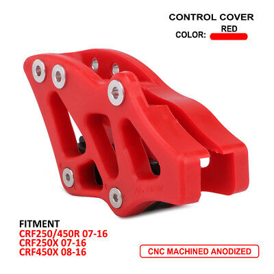 Motorcycle Plastic Chain Guide Guard Protector Slider For Honda CRF450X CRF250R