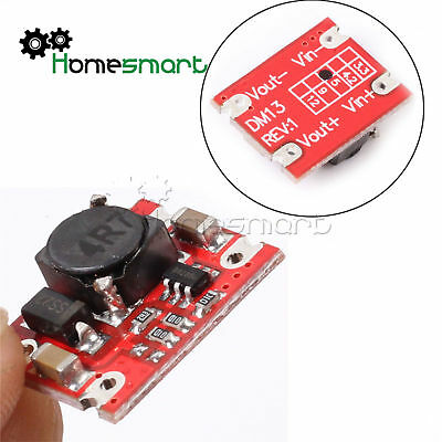 DC-DC Boost 2-5V to 5V / 2-9V to 9V / 2-12V to 12V Power Suppy Module AHS