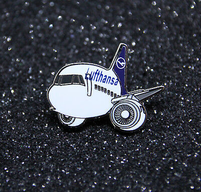 Pin CHUBBY pudgy Deutsche LUFTHANSA LH Airbus A320 1 inch / 27mm metal Pin