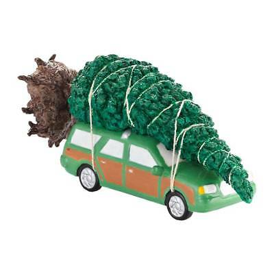 NEW Department 56 Christmas Vacation Griswold Family Tree Car Figure 4030743