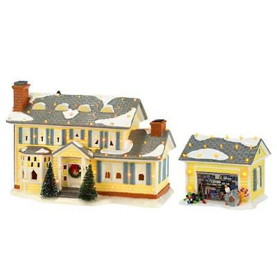 NEW Department 56 Christmas Vacation The Griswold's Holiday House & Garage