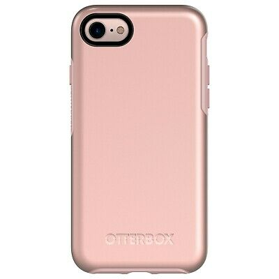 super popular dcadd 66b1a OTTERBOX SYMMETRY SERIES Case For Apple iPhone 8 & iPhone 7 Rose Gold