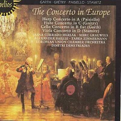 John Garth : The Concerto in Europe CD (2000) Expertly Refurbished Product