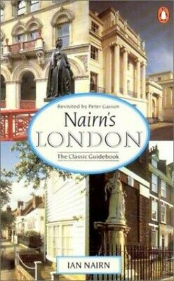 Nairn's London by Ian Nairn Paperback Book The Cheap Fast Free Post