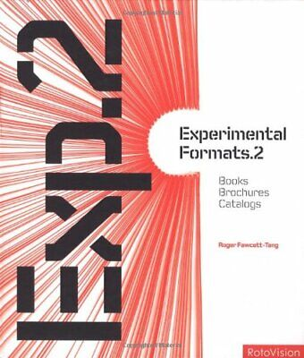 Experimental Formats: v. 2 by Fawcett-Tang, Roger Paperback Book The Cheap Fast