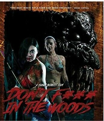 Don't F*** in the Woods [New Blu-ray]