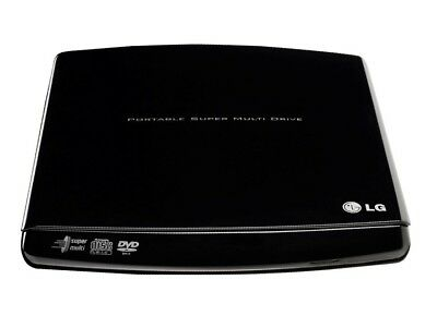 LG GP10 Super-Multi Portable DVD Rewriter (External & Portable)