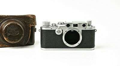Leica IIIf, A condition,1951: belonged to the computer scientist, E. C. Nelson.
