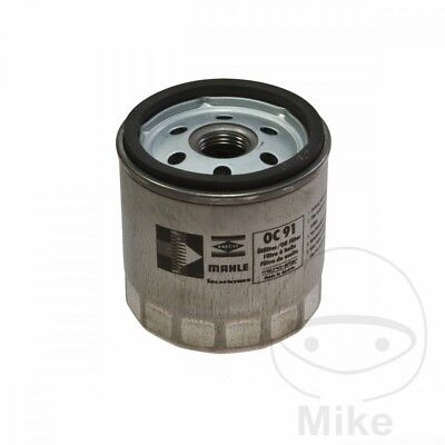 Mahle Oil Filter OC 91 BMW R 1150 R Rockster ABS 2004