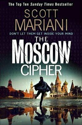 The Moscow Cipher (Ben Hope, Book 17) by Mariani, Scott Book The Cheap Fast Free