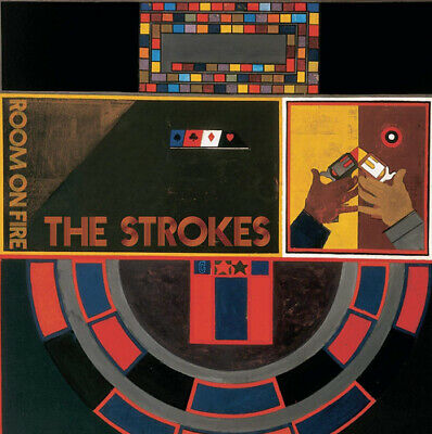 The Strokes : Room On Fire CD (2003)
