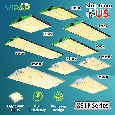 VIPARSPECTRA 300W 450W 600W 900W 1200W LED Grow Light for Indoor Plant Veg/Bloom
