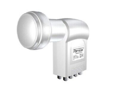 Octo LNB Opticum Universal Full HD HDTV Sat 0,1 dB