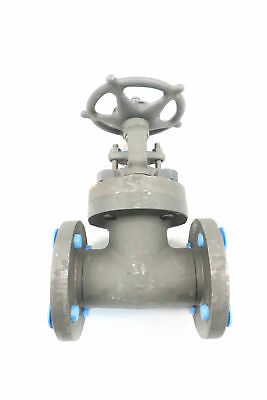 New Henry Vogt 353 Manual Steel Flanged 150 1-1/2in Wedge Gate Valve
