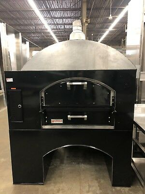Marsal MB42 - Brick Lined Gas Pizza Deck Oven - Refurbished