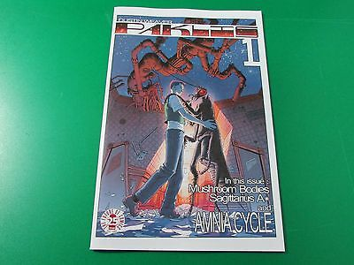 Paklis #1 Image Comic 25th Blind Box COLOR VARIANT 1st print Dustin Weaver OOP