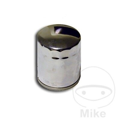 Oil Filter Chrome Hiflo HF170C FXRS 1340 Low Rider 1988