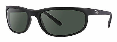 5df1b3a7245 RAY BAN PREDATOR 2 black Sunglasses RB2027 W1847 62-19 -  125.00 ...
