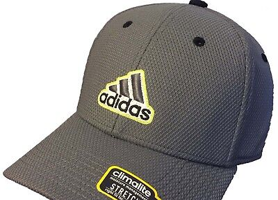 64479e2c ADIDAS STRETCH Fit Climalite Hat Camo Camouflage L/XL NEW - $24.99 ...