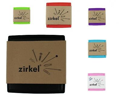Zirkel Magnetic Organizer Choose From 6 Colors Pin Cushion Tool Organizer Crafts