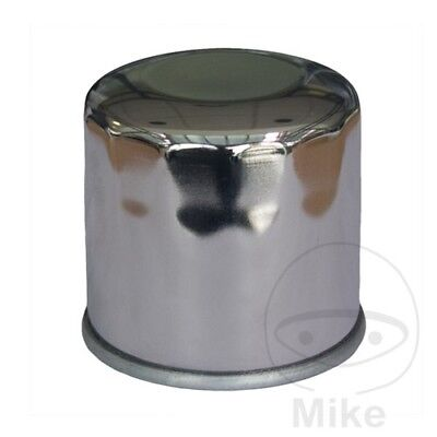 Oil Filter Chrome Hiflo HF204C Kawasaki ZX-6R 636 C Ninja 2005