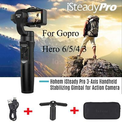 Hohem Isteady 3-Axis Handheld Gimbal Stabilizer For Gopro Hero Sony Sjcam Yi Cam