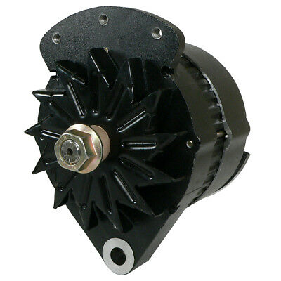 New Black Alternator Fits Ford Backhoe 7500 6500 5500 10459530 A927 C7Nn-10300-B