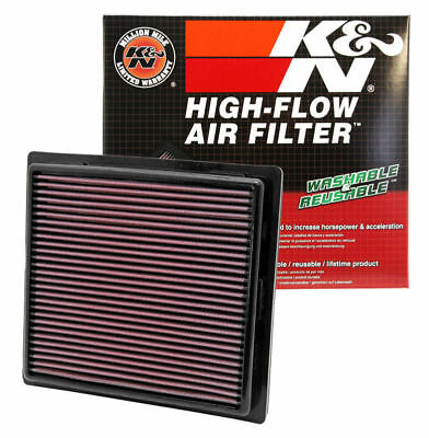 K&N Replacement Air Filter for 2011-up GRAND CHEROKEE & DURANGO 3.6L 5.7L 6.4L