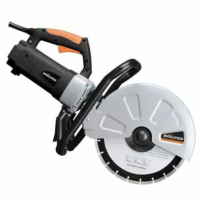 Concrete Saw Corded Portable 15 Amp 12 Inch Power Electric Tool Stone Cutter New