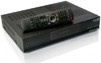 NanoXX Omega HDTV HD+ SAT Twin Receiver PVR & Mediaplayer CI+