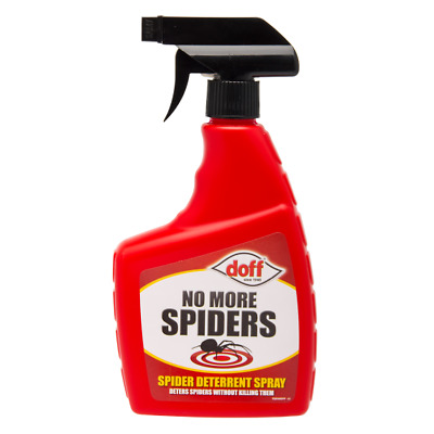 Doff 500ml No More Spiders Deterrent Spray insects
