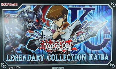 Yugioh Choose from list Legendary Collection Kaiba LC06 Ultra Rare Limited Ed