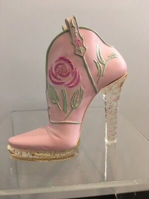 Just the Right Shoe, Glittering Cowgirl, new in box