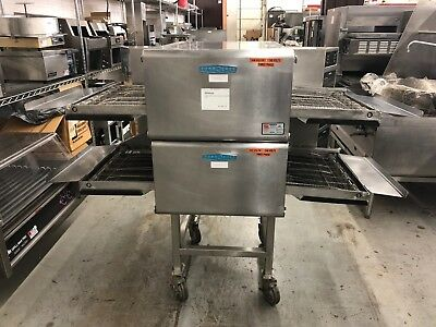 TurboChef HHC2020 - 2x Electric High h Impingment Conveyor Oven - Refurbished