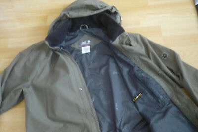 JACK WOLFSKIN texapore urban outdoor Jacke Mantel gr XL