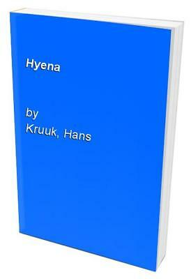 Hyena by Kruuk, Hans Paperback Book The Cheap Fast Free Post