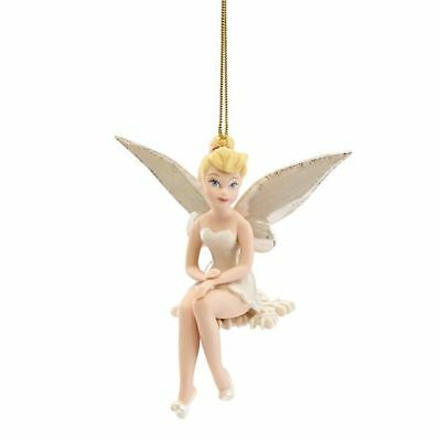 Lenox Disney Christmas Snowflake Tinkerbell Annual Ornament New 2018 876931