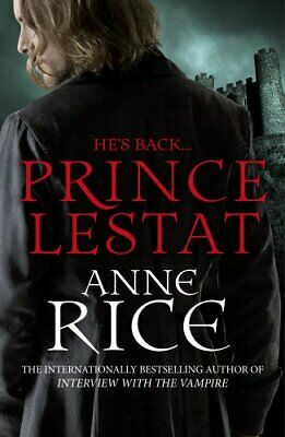 Prince Lestat: The Vampire Chronicles 11 by Rice, Anne Book The Cheap Fast Free