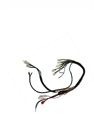 Electric Wiring Harness For Chinese Atv Utv Quad 4 Wheeler 50cc 70cc