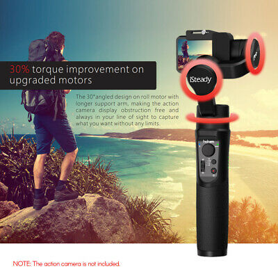 Isteady Pro 3-Axis Handheld Gimbal Stabilizer For Gopro Hero Sport Action Camera