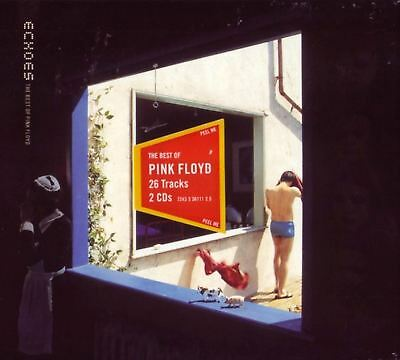 PINK FLOYD echoes: the best of (2X CD album) EX/EX 7243 5 3611 2 5 psych