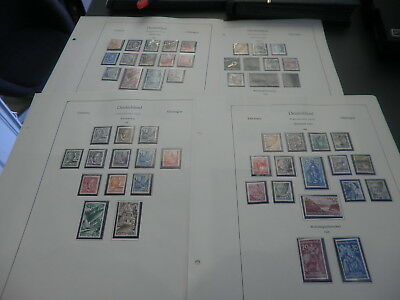 Germany French Occupation Zones Great Lot Un-Searched Mnh/mh/fu See Scans